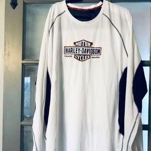 Long sleeve Harley shirt